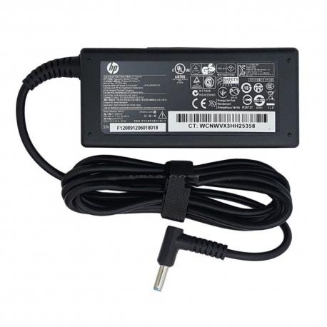 آداپتور لپ تاپ اچ پی HP Adaptor 19.5V 3.3A سر فیش آبی