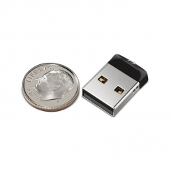 SanDisk Cruzer Fit 32GB Flash Memory