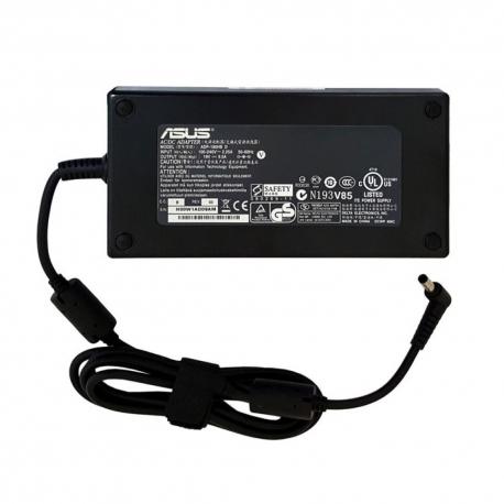 آداپتور لپ تاپ ایسوس 19V 9.5A سرنرمال-اورجینال کابل PC