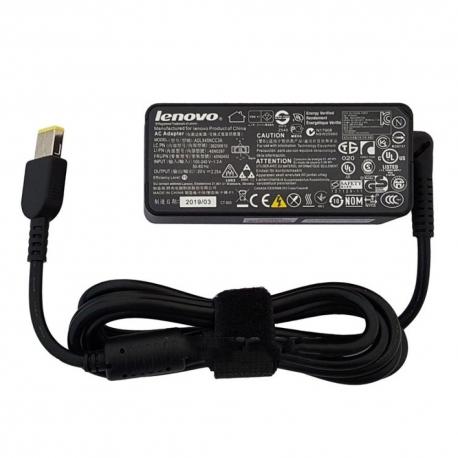 آداپتور لپ تاپ لنوو 20V 2.25A سر یو اس بی-اورجینال