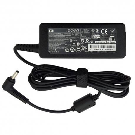 آداپتور لپ تاپ اچ پی 19.5V 2.05A سر زنبوکی-اورجینال