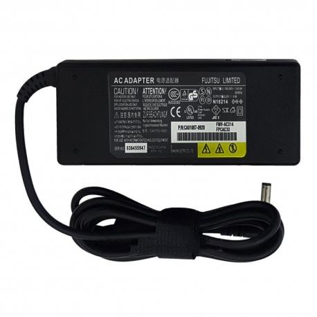 آداپتور لپ تاپ فوجیتسو 20V 4.5A اورجینال