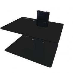 براکت (پایه) دیواری DVD طبقاتی LCDArm SH-D