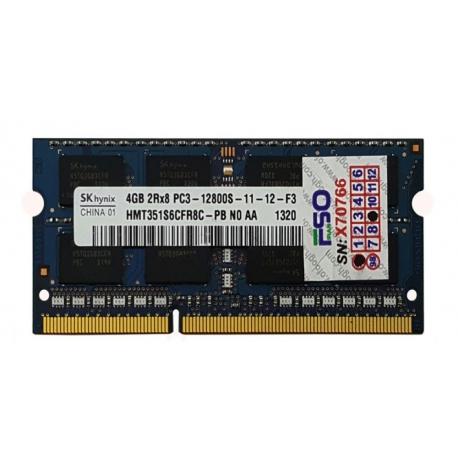 رم لپ تاپ 4 گیگ Hynix DDR3-1600-12800 MHZ 1.5V
