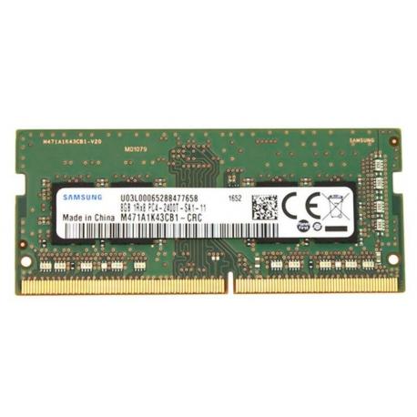 رم لپ تاپ 8 گیگ Samsung DDR4-2400 MHZ 1.2V