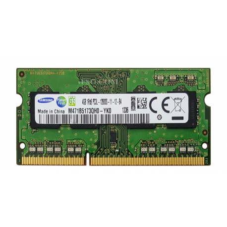 رم لپ تاپ 4 گیگ Samsung DDR3-PC3L 1600-12800 MHZ 1.35V