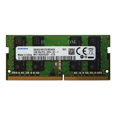 رم لپ تاپ 16 گیگ سامسونگ DDR4-2666 MHZ 1.2V