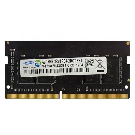 رم لپ تاپ 16 گیگ Samsung DDR4-2400 MHZ 1.2V