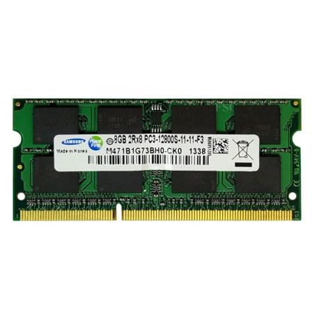 رم لپ تاپ 8 گیگ سامسونگ DDR3-1600-12800 MHZ 1.5V