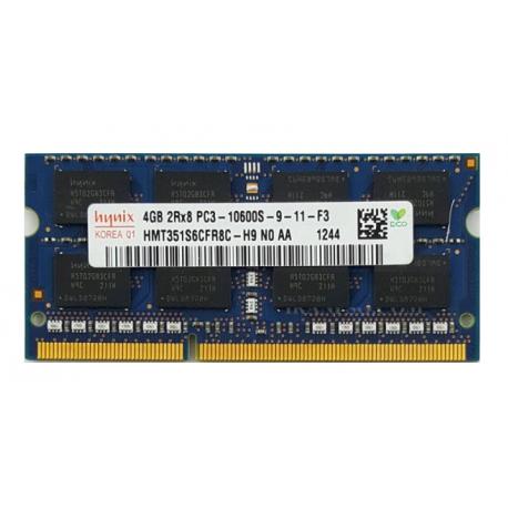 رم لپ تاپ 4 گیگ Hynix DDR3-1333-10600 MHZ 1.5V