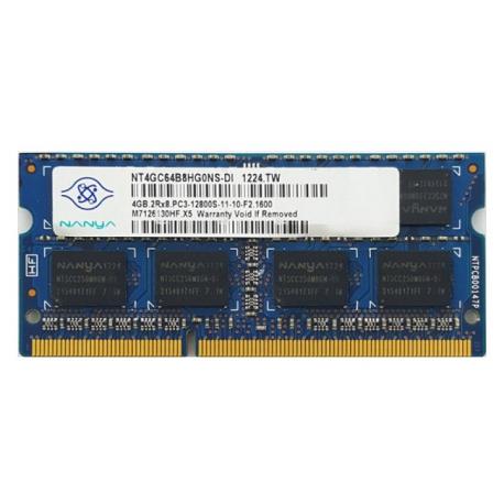 رم لپ تاپ 4 گیگ Nanya DDR3-1600-12800 MHZ 1.5V