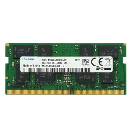 رم لپ تاپ 8 گیگ Samsung DDR4-2666 MHZ 1.2V
