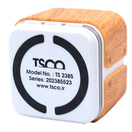 اسپیکر تسکو TSCO TS-2385 پرتابل بلوتوث
