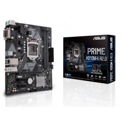 ASUS PRIME H310M-K R2.0 Intel Motherboard