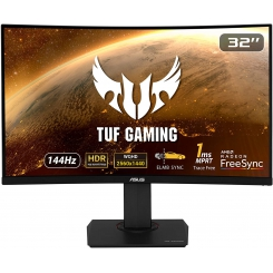 "ASUS TUF Gaming VG32VQ 32"" Curved Gaming Monitor"