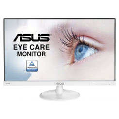 "Asus VC239HE-W 23"" Full HD White Monitor"