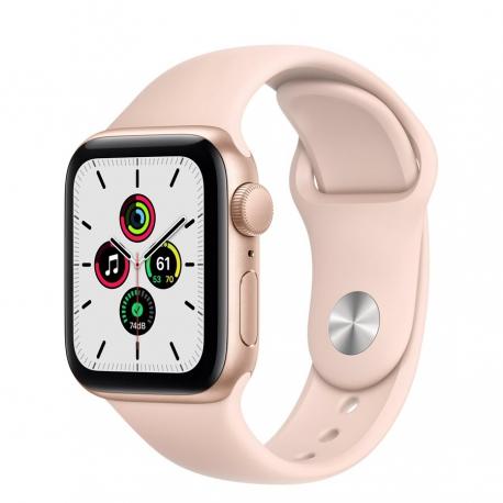 ساعت هوشمند اپل Apple Smart Watch SE سایز 40 طلایی