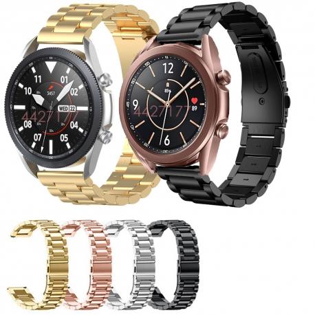 ساعت هوشمند سامسونگ Samsung Galaxy Watch3 SM-R850 طلایی
