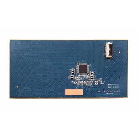 تاچ پد لپ تاپ لنوو IdeaPad 500-G580-E40_ZH1118-092201 برد آبی