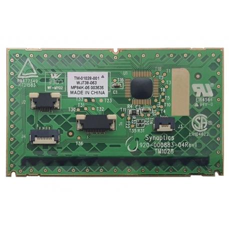 تاچ پد لپ تاپ دل XPS M1330 Inspiron 1318_TM-01028-001