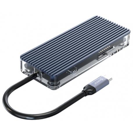 هاب 7 پورت USB-C مدل ORICO WB-7P