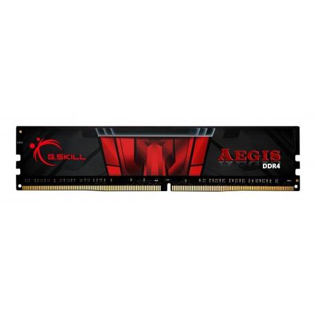 رم دسکتاپ DDR4 جی اسکیل تک کاناله 3000 مگاهرتز مدل Aegis ظرفیت 8 گیگابایت CL16