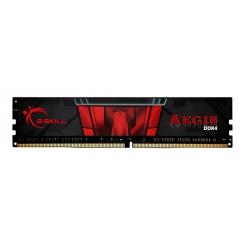 رم دسکتاپ DDR4 جی اسکیل تک کاناله 3200 مگاهرتز مدل Aegis ظرفیت 16 گیگابایت CL16