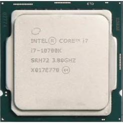 Intel Core i7-10700K Processor TRY - طلق و فن بدون باکس