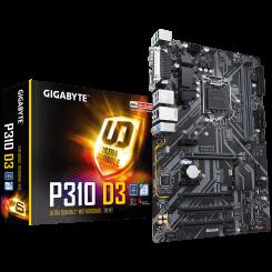 GIGABYTE P310 D3 LGA 1151 Motherboard