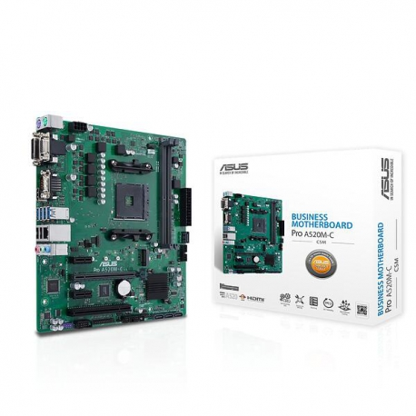 مادربرد ایسوس ASUS Pro A520M-C/CSM