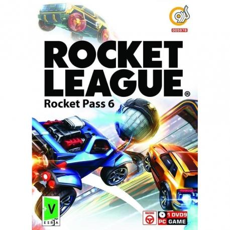 بازی ROCKET LEAGUE مخصوص کامپیوتر نشر گردو