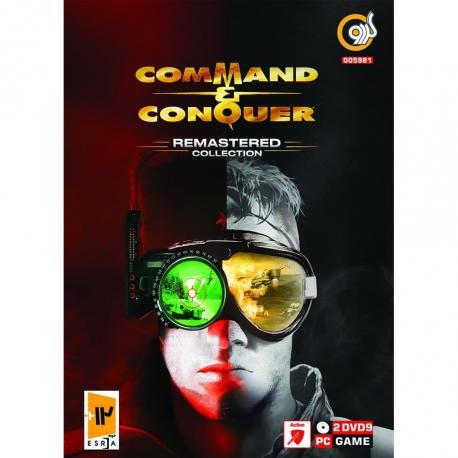 بازی command conquer نشر گردو