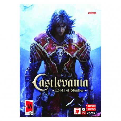 بازی Castlvania نشر گردو (رسام) مخصوص PC