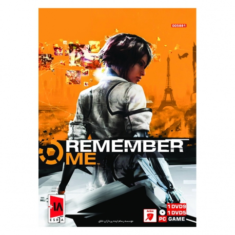 بازی Remember Me نشر گردو (رسام) مخصوص PC