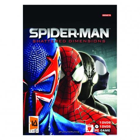 بازی Spider-Man Shattered نشر گردو (رسام) مخصوص PC