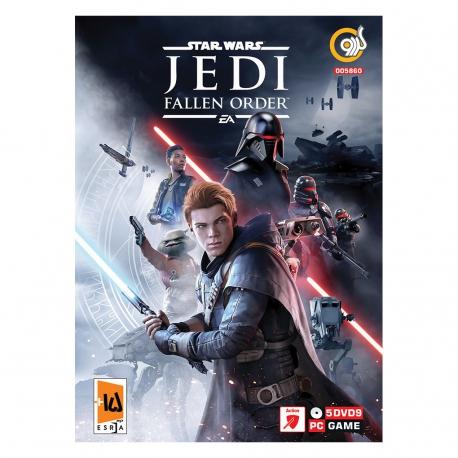 بازی SRATWARE JEDI مخصوص کامپیوتر نشر گردو