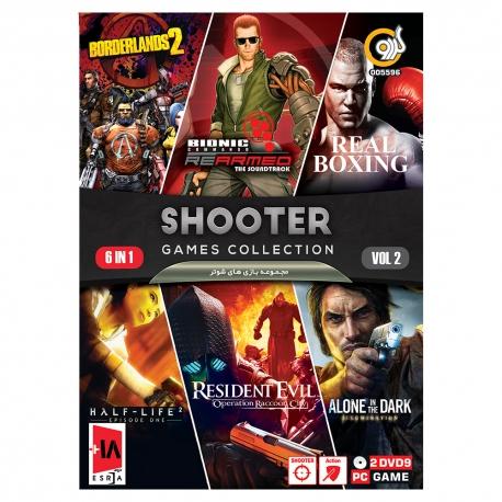 بازی های Shooter نسخه 2 مخصوص PC نشر گردو