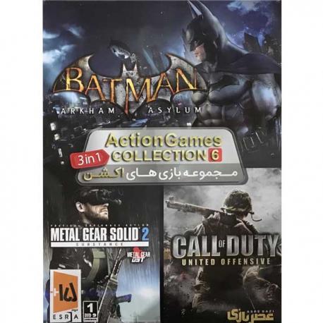 بازی های Action Games Collection 6