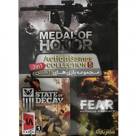 بازی های Action Games Collection 5