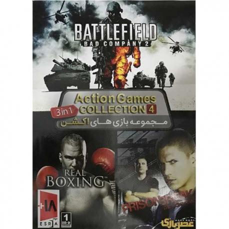 بازی های Action Games Collection 4