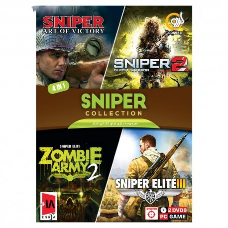 بازی Sniper Collection مخصوص PC