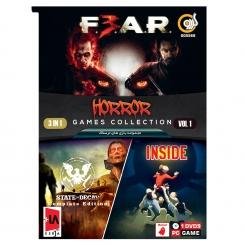 بازی Horror Games Collection نسخه VOL1 مخصوص PC