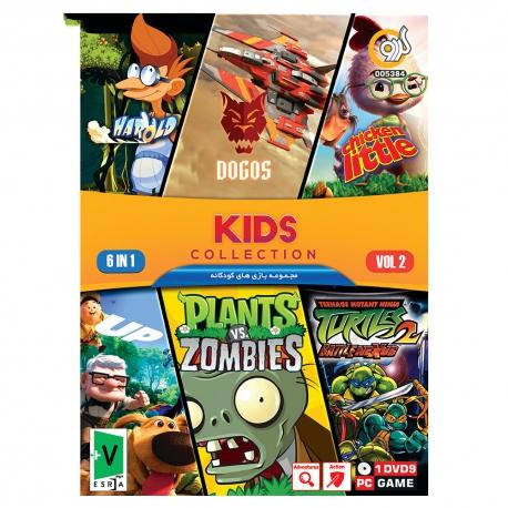 بازی Kids Collection نسخه VOL2 مخصوص PC