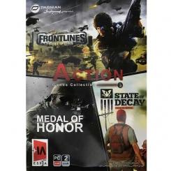 بازی action games collection 3 مخصوص pc