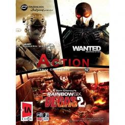 بازی Action Games Collection 12 پرنیان مخصوص pc