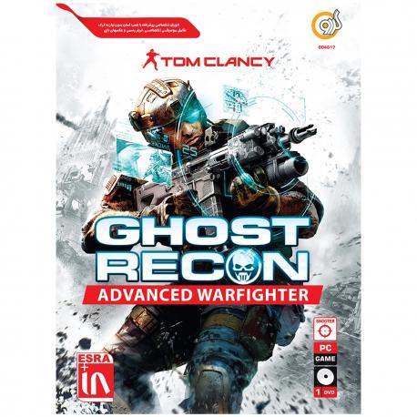 بازی Tom Clancys Ghost Recon Advanced Warfighter مخصوص PC