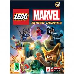 بازی گردو Lego Marvel Super Heroes مخصوص PC