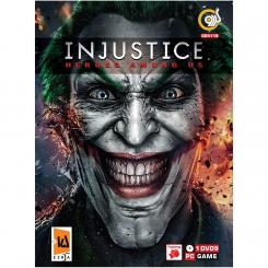 بازی گردو Injustice Heroes Among US مخصوص PC