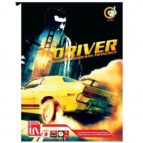 بازی گردو Driver San Francisco مخصوص PC