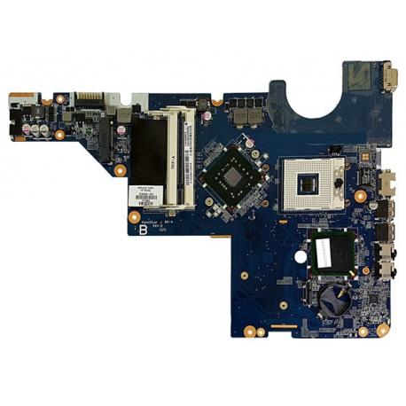 مادربرد لپ تاپ اچ پی Compaq CQ56 CPU-Intel_AX35E_DDR2 بدون گرافیک